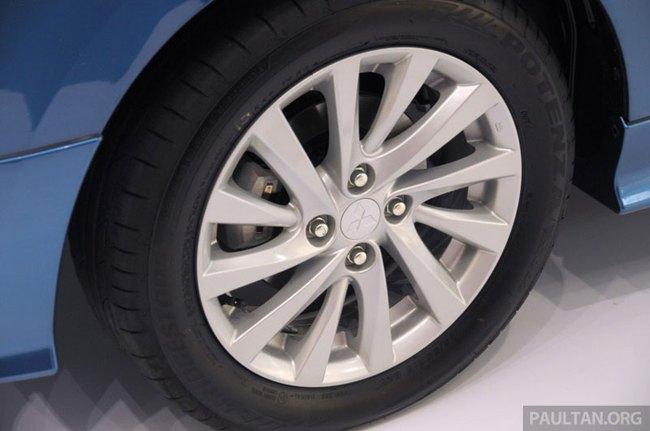 Mitsubishi Attrage - Xe dưới 20.000 USD mới cho Đông Nam Á 14