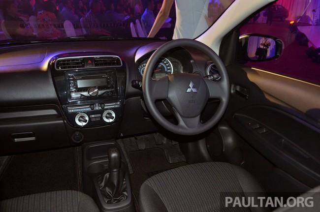 Mitsubishi Attrage - Xe dưới 20.000 USD mới cho Đông Nam Á 4