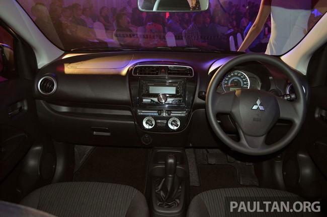 Mitsubishi Attrage - Xe dưới 20.000 USD mới cho Đông Nam Á 15