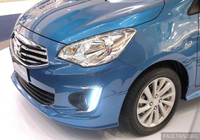 Mitsubishi Attrage - Xe dưới 20.000 USD mới cho Đông Nam Á 7