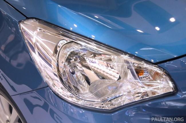 Mitsubishi Attrage - Xe dưới 20.000 USD mới cho Đông Nam Á 8