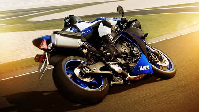 Siêu môtô Yamaha YZF-R1 2014 có giá chính thức tại Indonesia 2