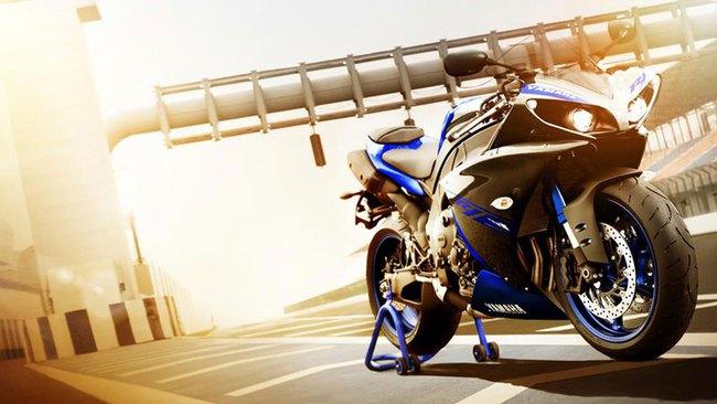 Siêu môtô Yamaha YZF-R1 2014 có giá chính thức tại Indonesia 1