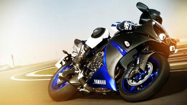 Siêu môtô Yamaha YZF-R1 2014 có giá chính thức tại Indonesia 6