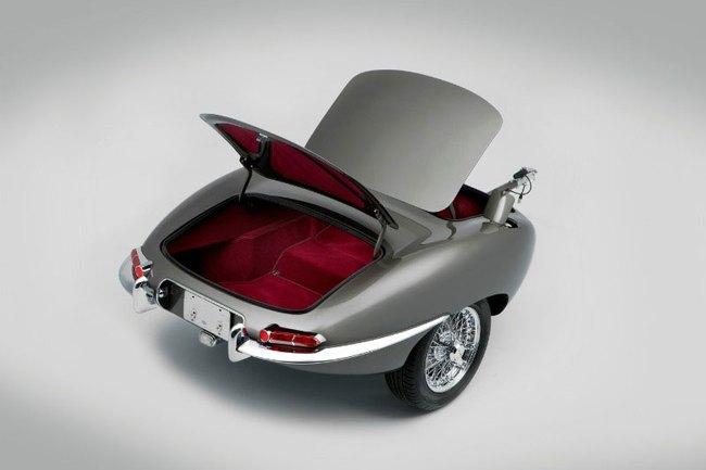 """Đến huyền thoại Jaguar E-Type cũng bị """"dao kéo"""" 2"""