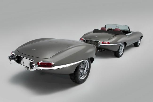 """Đến huyền thoại Jaguar E-Type cũng bị """"dao kéo"""" 5"""
