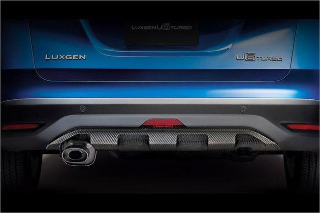 """Luxgen U6 Turbo 2014 - Xe Đài Loan mang phong cách """"tây"""" 12"""