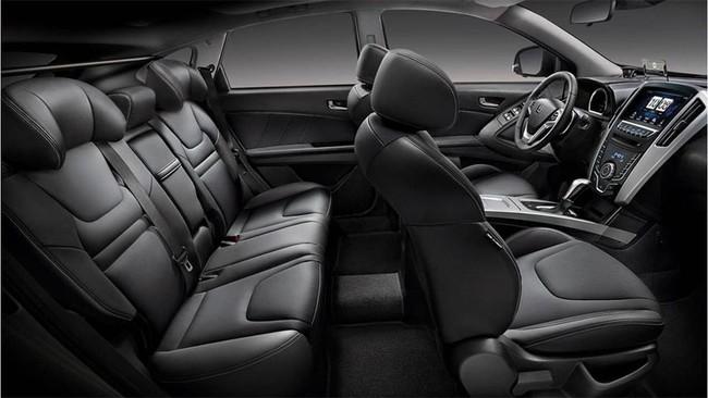 """Luxgen U6 Turbo 2014 - Xe Đài Loan mang phong cách """"tây"""" 14"""