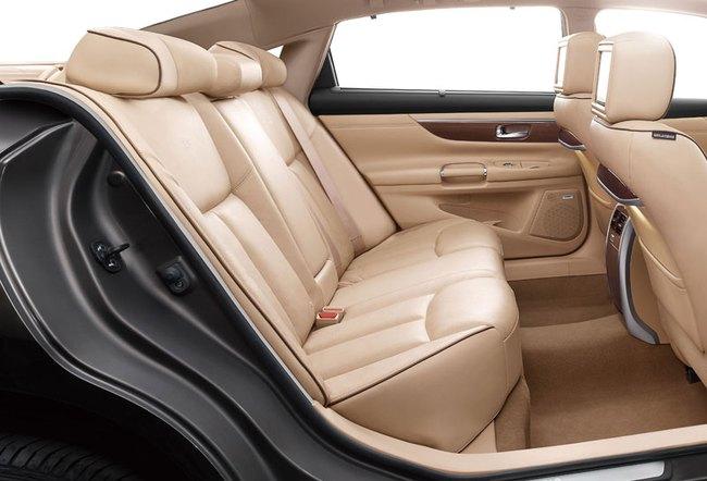 Nissan chính thức giới thiệu Teana phiên bản VIP 3