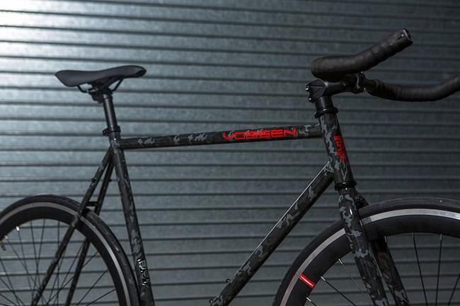 """Hot girl mặt đẹp, dáng chuẩn quảng cáo xe đạp Fixed Gear giá """"mềm"""" 13"""