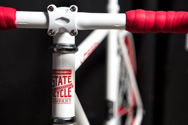 """Hot girl mặt đẹp, dáng chuẩn quảng cáo xe đạp Fixed Gear giá """"mềm"""" 5"""