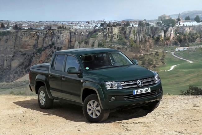 Volkswagen Amarok sẽ giành khách của Toyota Tacoma 1