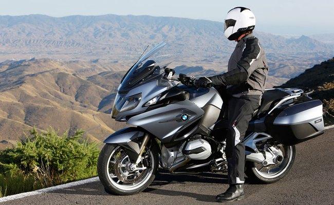BMW công bố giá hàng loạt môtô đời mới 5