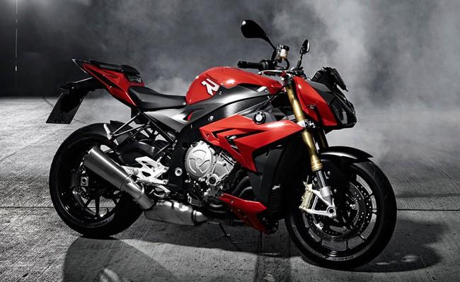BMW công bố giá hàng loạt môtô đời mới 2