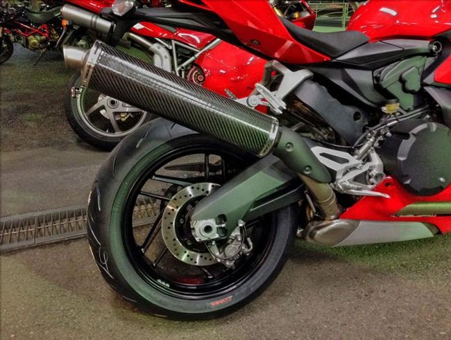 """Người Nhật lại """"phá"""" Ducati 899 Panigale 1"""