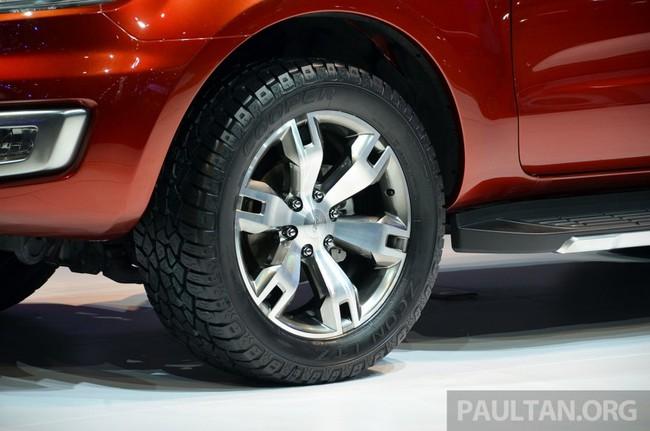 Ford Everest Concept ra mắt thị trường Đông Nam Á 7