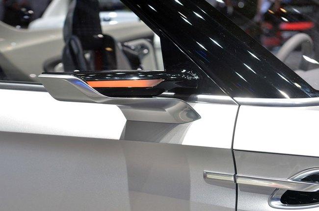 SsangYong X100 - Đối thủ mới của Honda Vezel và Hyundai ix25 9