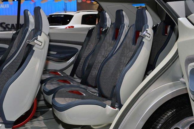 SsangYong X100 - Đối thủ mới của Honda Vezel và Hyundai ix25 15
