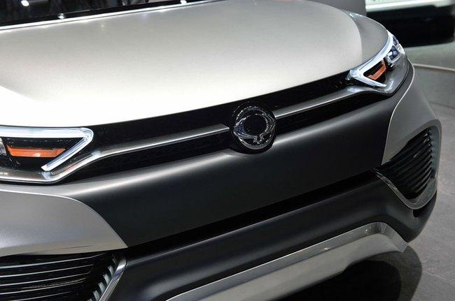 SsangYong X100 - Đối thủ mới của Honda Vezel và Hyundai ix25 8