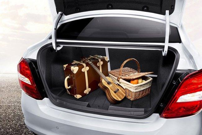 Hé lộ nội thất của Chevrolet Aveo phiên bản nâng cấp 8