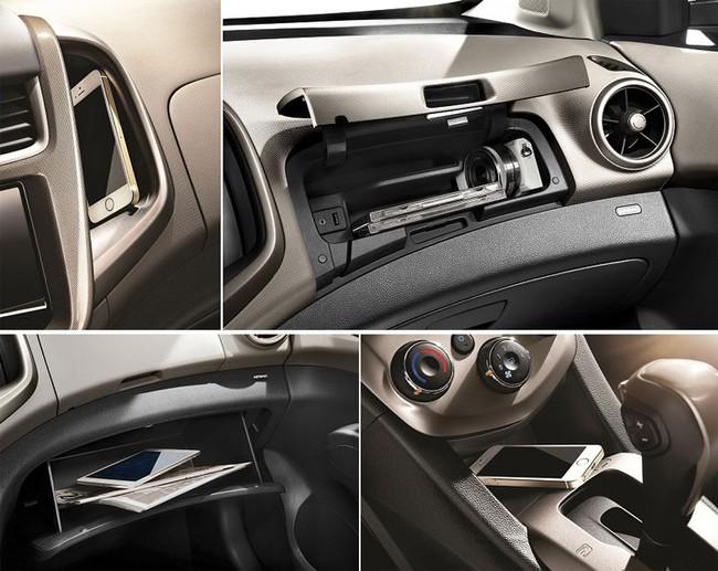 Hé lộ nội thất của Chevrolet Aveo phiên bản nâng cấp 2