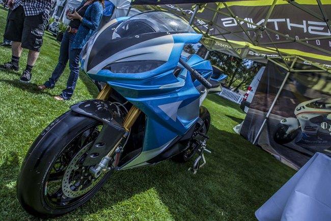 Siêu môtô thương mại nhanh nhất thế giới lộ diện 1