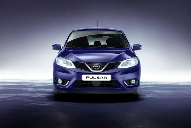 Nissan Pulsar mới cạnh tranh với Ford Focus 2