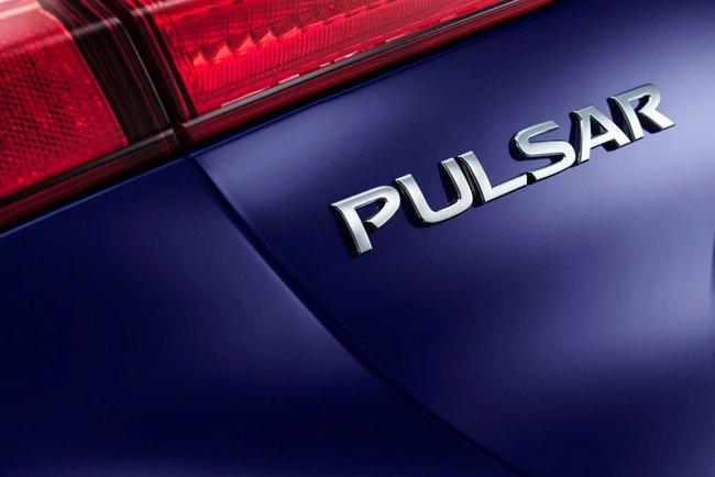 Nissan Pulsar mới cạnh tranh với Ford Focus 6