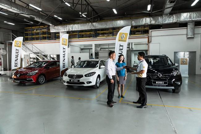 Renault lắp ráp xe tại Malaysia để vươn ra Đông Nam Á 1