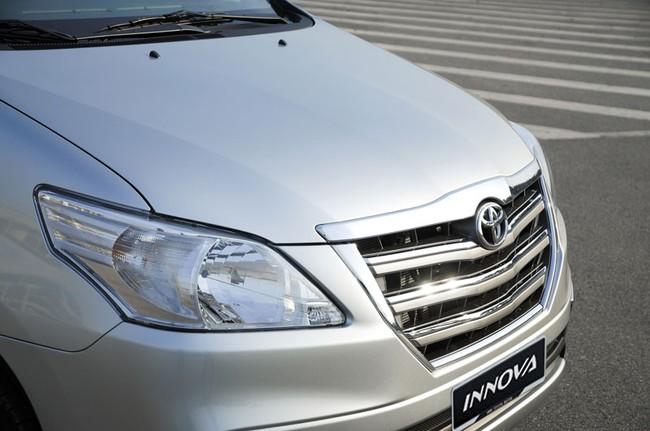 Toyota Việt Nam bất ngờ giới thiệu Innova 2014 4