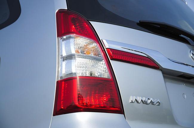 Toyota Việt Nam bất ngờ giới thiệu Innova 2014 7