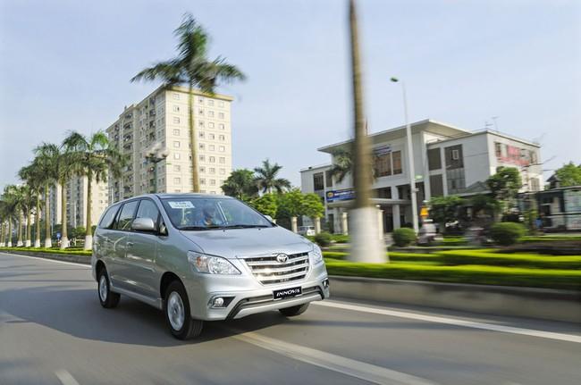 Toyota Việt Nam bất ngờ giới thiệu Innova 2014 3