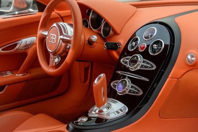 Rapper Drake chán siêu xe Bugatti Veyron được tặng 2