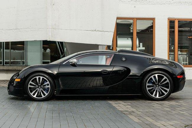 Rapper Drake chán siêu xe Bugatti Veyron được tặng 3