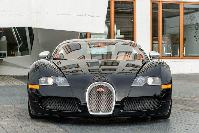 Rapper Drake chán siêu xe Bugatti Veyron được tặng 4