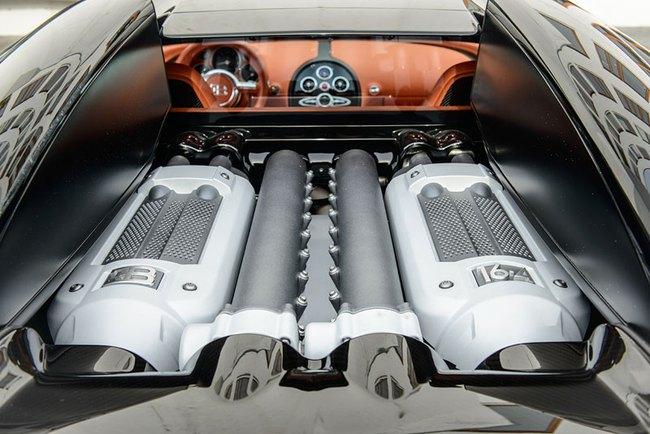 Rapper Drake chán siêu xe Bugatti Veyron được tặng 12