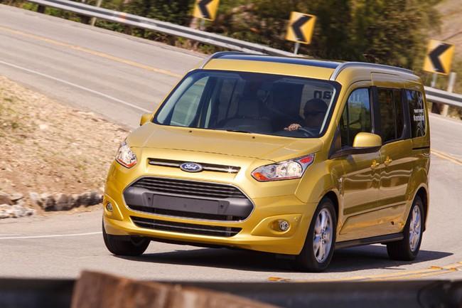 Ford báo giá Transit Connect 2014 2