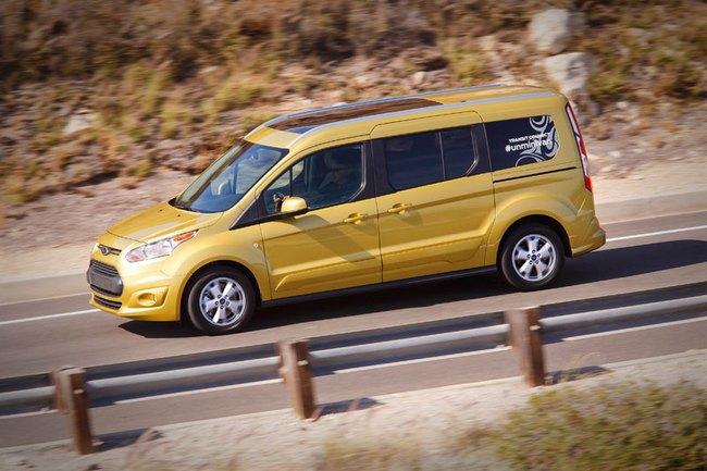 Ford báo giá Transit Connect 2014 5