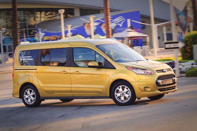 Ford báo giá Transit Connect 2014 1