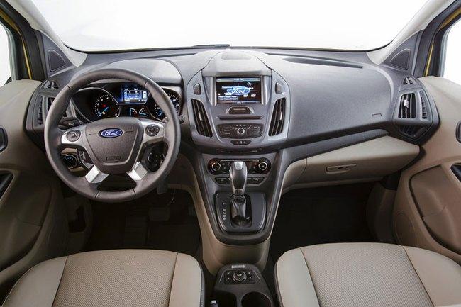 Ford báo giá Transit Connect 2014 11