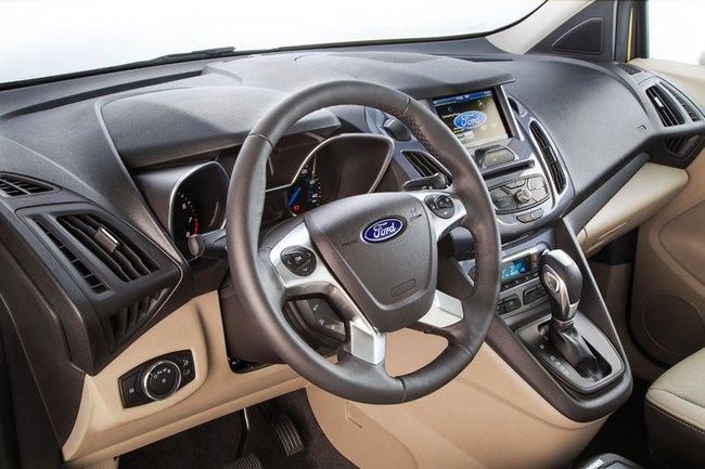 Ford báo giá Transit Connect 2014 12