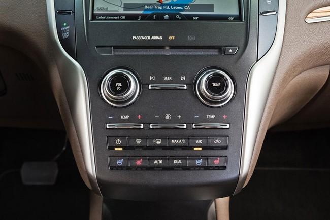 Xe crossover hạng sang Lincoln MKC 2015 mạnh hơn ước tính 10