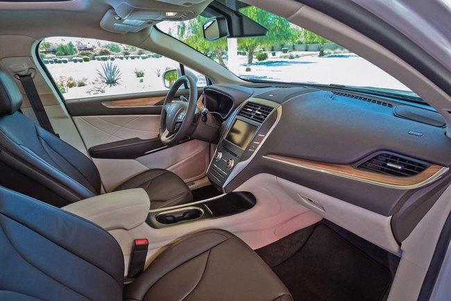 Xe crossover hạng sang Lincoln MKC 2015 mạnh hơn ước tính 6