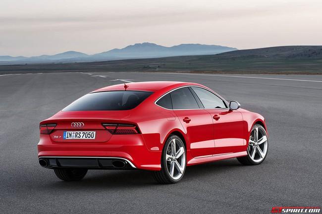 """Audi RS7 Sportback 2015: Điểm nhấn ở đèn pha """"ma trận"""" 2"""