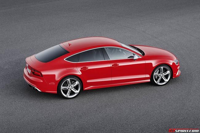 """Audi RS7 Sportback 2015: Điểm nhấn ở đèn pha """"ma trận"""" 3"""