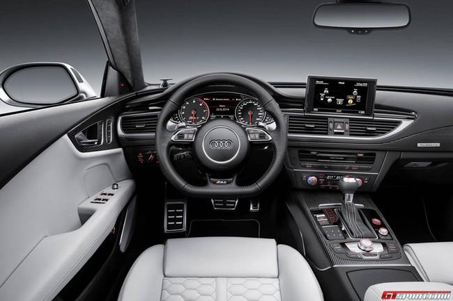 """Audi RS7 Sportback 2015: Điểm nhấn ở đèn pha """"ma trận"""" 5"""
