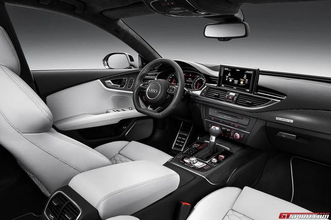 """Audi RS7 Sportback 2015: Điểm nhấn ở đèn pha """"ma trận"""" 6"""