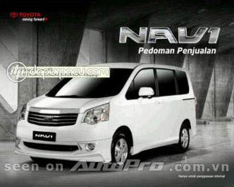 "Toyota NAV1 - ""Anh em"" mới của Innova 2"