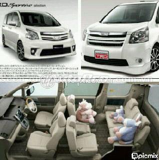 "Toyota NAV1 - ""Anh em"" mới của Innova 3"