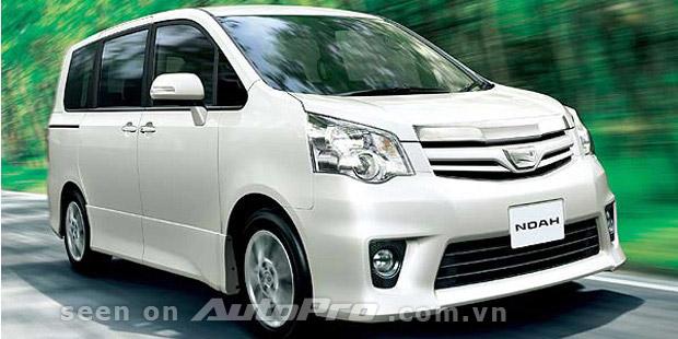 "Toyota NAV1 - ""Anh em"" mới của Innova 1"